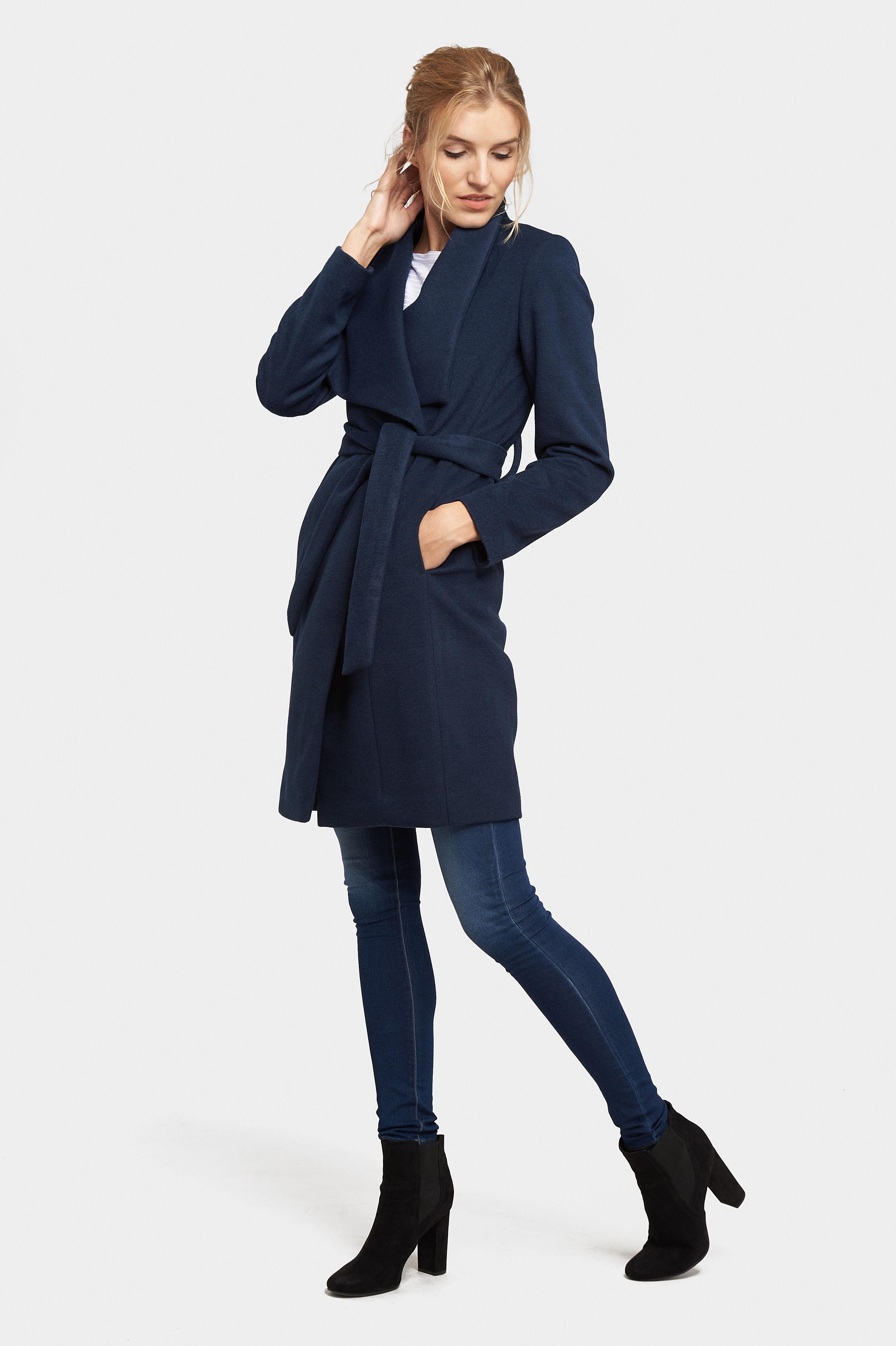 Kabát Lens - Kabáty - Jeseň zima 2018 - E-shop - Chantall.sk 23ca012ba1