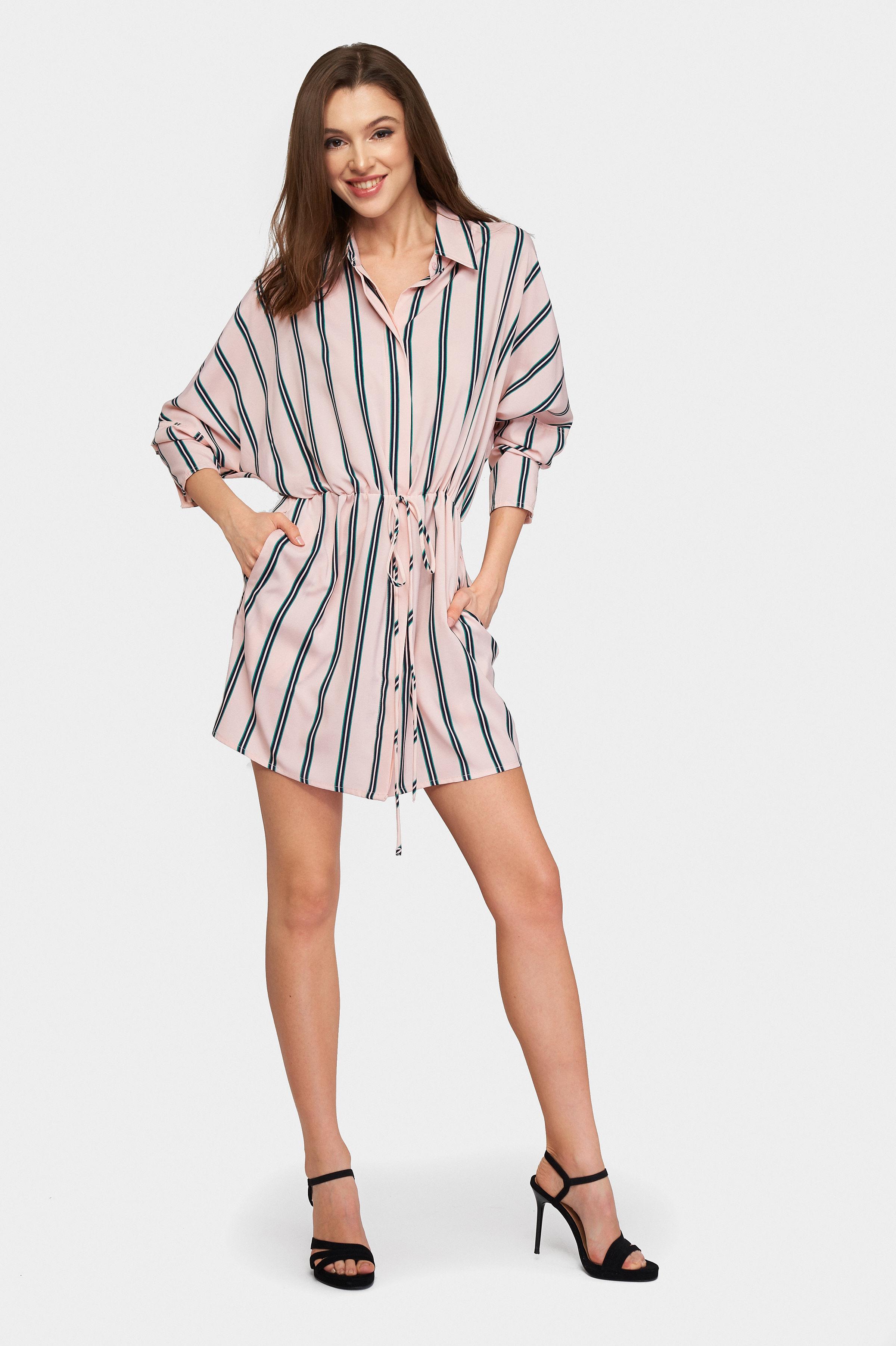 830f923d98c1 Košeľové šaty 37333 - Chantall.sk