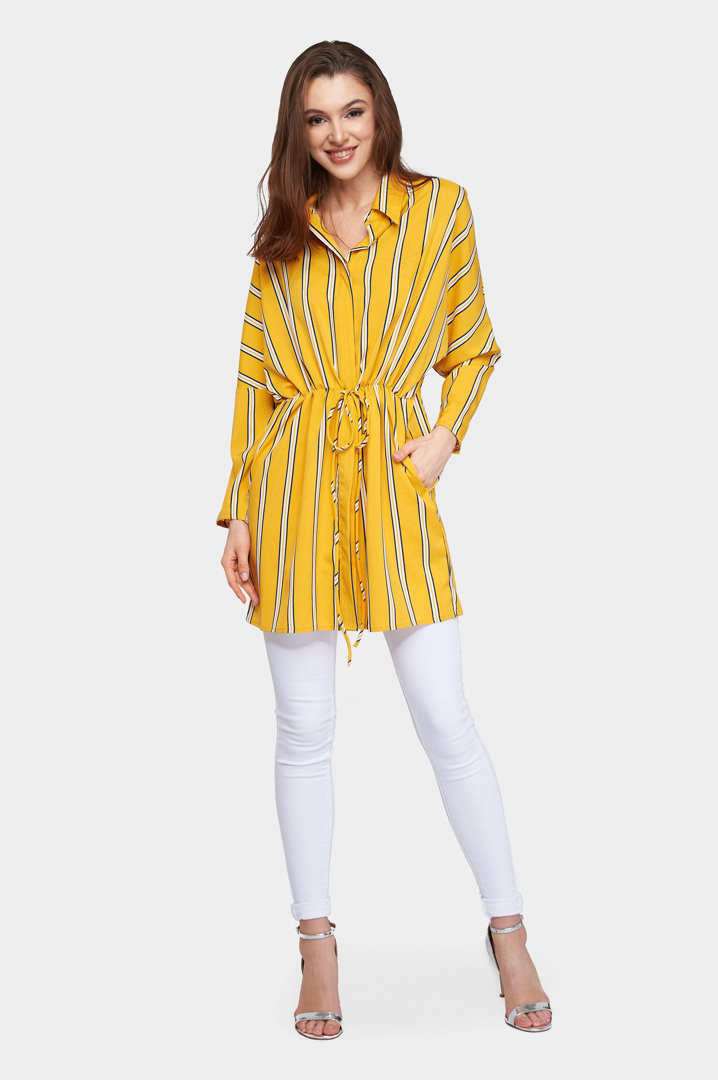 692f6cbcc766 košeľové šaty 37333 - Chantall.sk