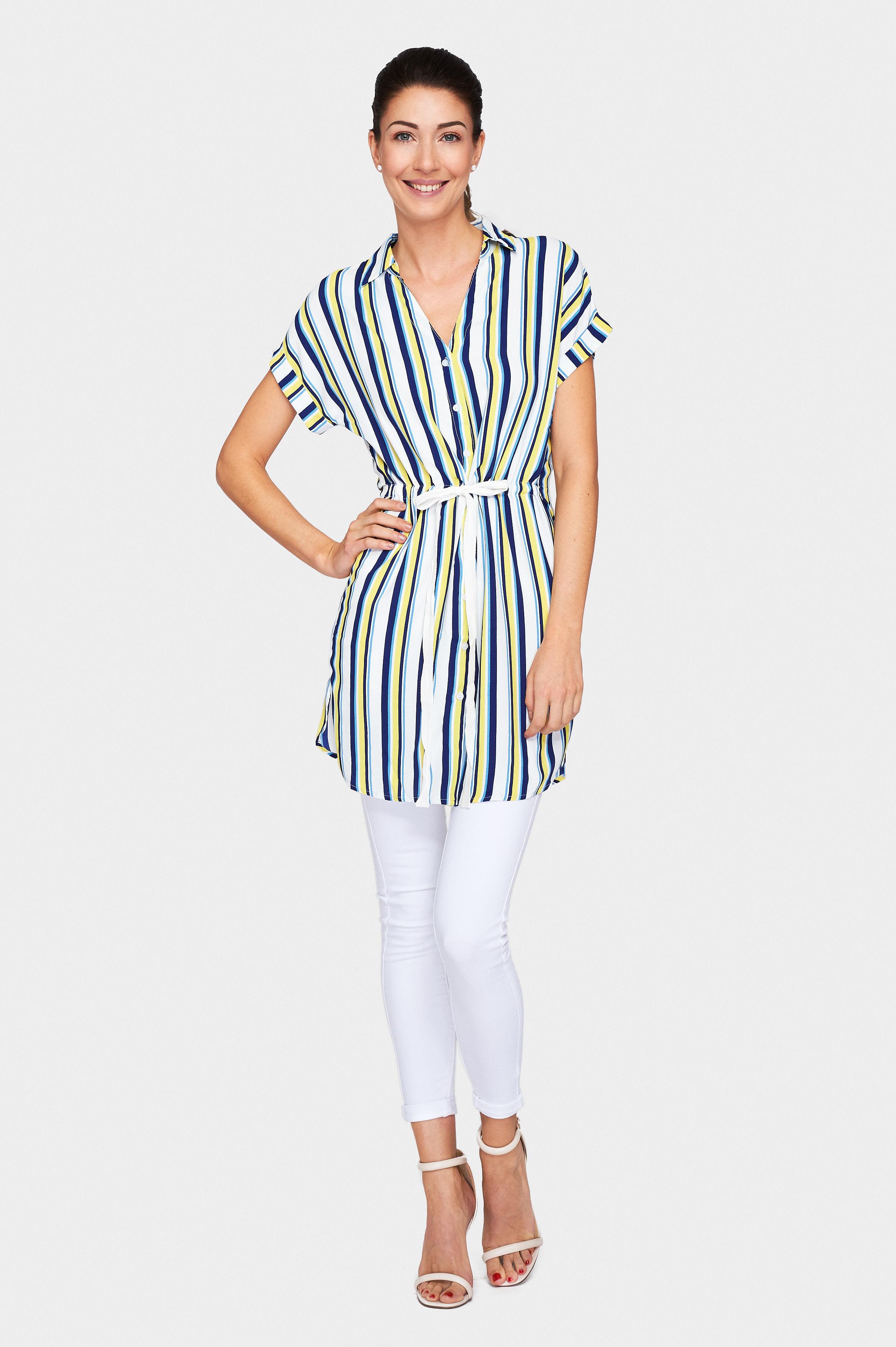 4f0ae100d39e Košeľové šaty 37326 - Kolekcia - Chantall.sk
