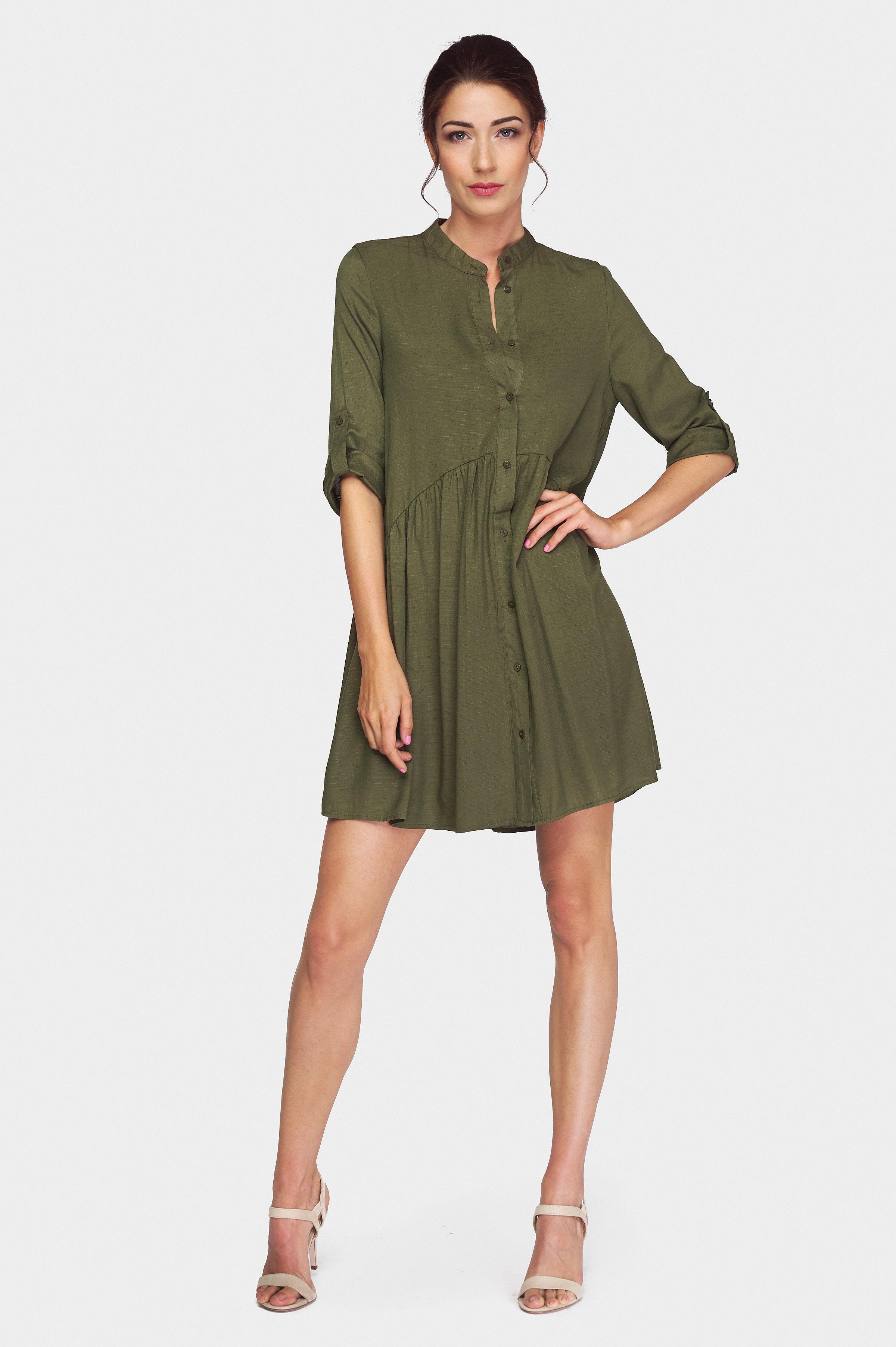 613ce97fcade Košeľové šaty 37250 - Chantall.sk
