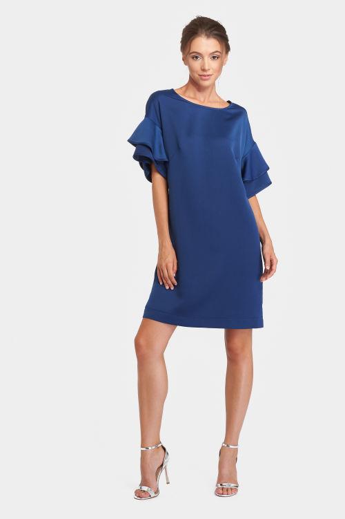 šaty Esmes satén