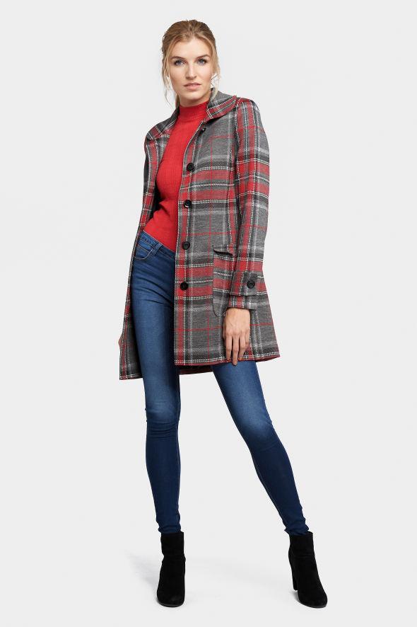 Kabát Una