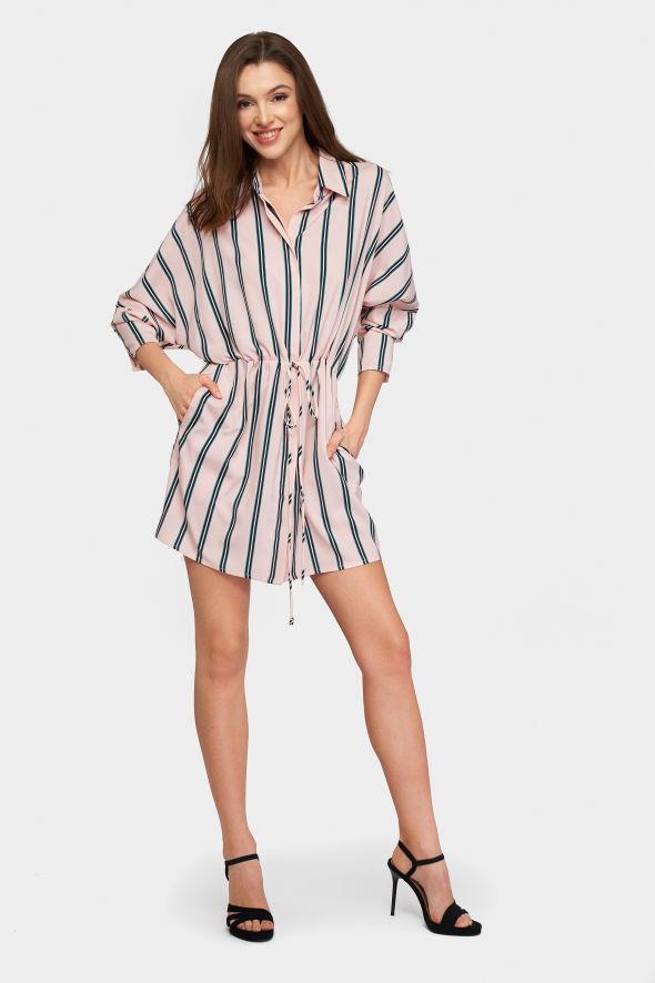 Košeľové šaty 37333