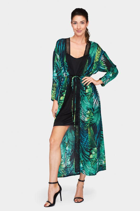 Kimono skrajkou 7814
