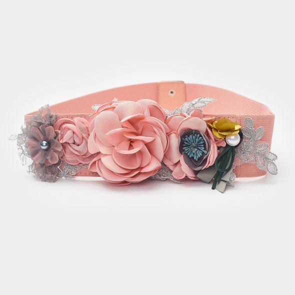 Opasok 9247 ružová