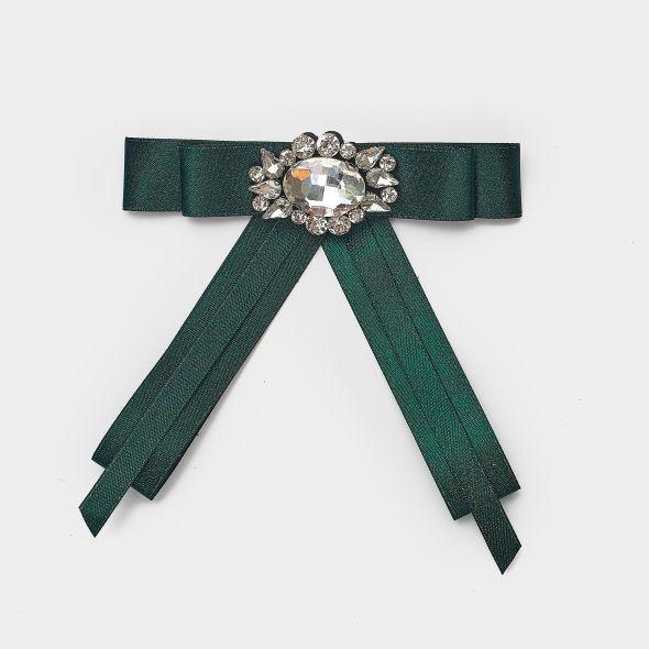 brošňa smaragdová